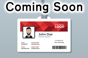 ID Cards (inc NET2 Proximity Cards)